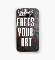 FYA - Frees Your Art #4 Samsung Galaxy Case/Skin