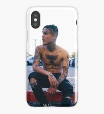 LIL SKIES HIGH QUALITY CANDID SHOT iPhone Case