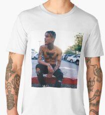 LIL SKIES HIGH QUALITY CANDID SHOT Men's Premium T-Shirt
