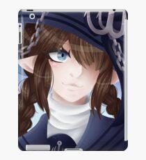Wadanohara iPad Case/Skin