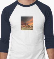 4570 Men's Baseball ¾ T-Shirt