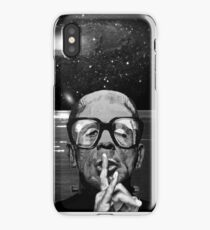 FRANKY - the ornithology warden - nightshift iPhone Case/Skin