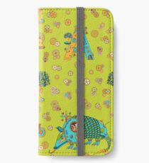 Armadillo, from the AlphaPod collection iPhone Wallet/Case/Skin