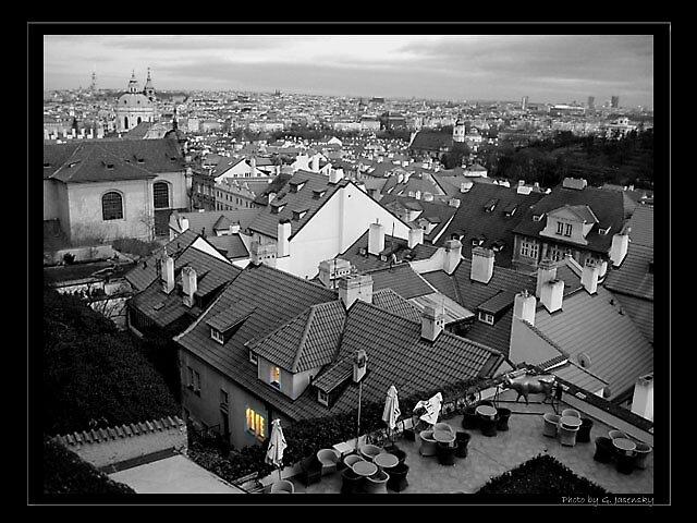 Prague by Gebafoto