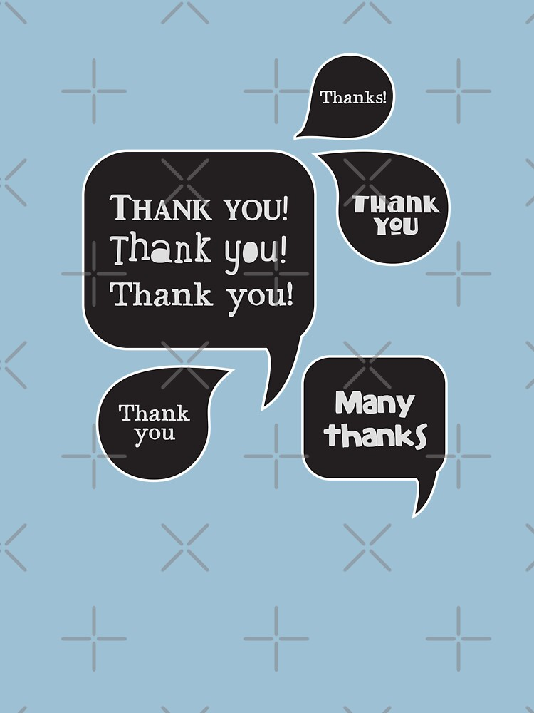 Thank you on blackboards by jazzydevil