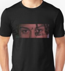 LIL SKIES HIQH QUALITY RENDER / CLOSE UP PHOTO / PICTURE OF LIL SKIES EYES / FACE Unisex T-Shirt