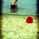 The Boy and the Red Bucket by Hollie Cook