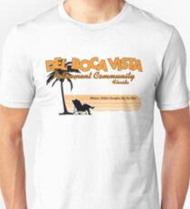 Del Boca Vista (Color Print) Unisex T-Shirt
