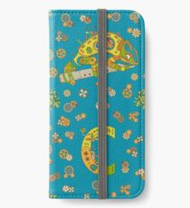 Chameleon, from the AlphaPod collection iPhone Wallet/Case/Skin