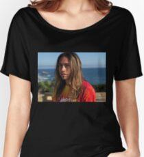 LANDON CUBE HOHE QUALITÄT CANDID SHOT / FOTO / BILD Baggyfit T-Shirt