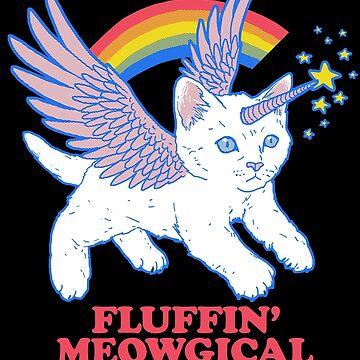 Fluffin' Meowgical by wytrab8