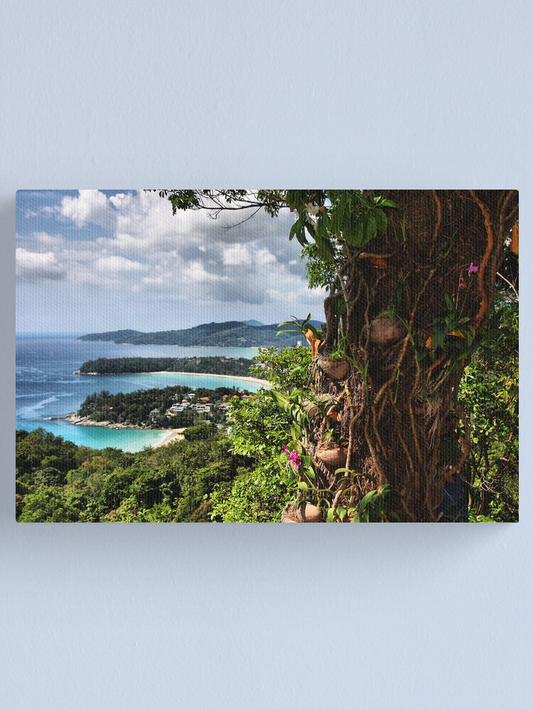 Alternate view of Somewhere special Canvas Print