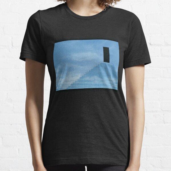 The Truman Show- The Sky Exit  Essential T-Shirt