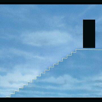 Truman Show- The Sky Exit  by CarlosGA
