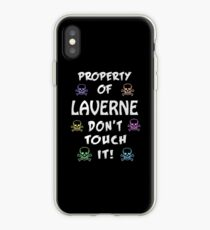 Property of Laverne iPhone Case