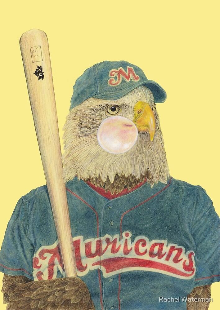 'Murican Eagle by Rachel Waterman