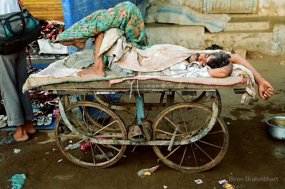 Home of a homeless by Biren Brahmbhatt