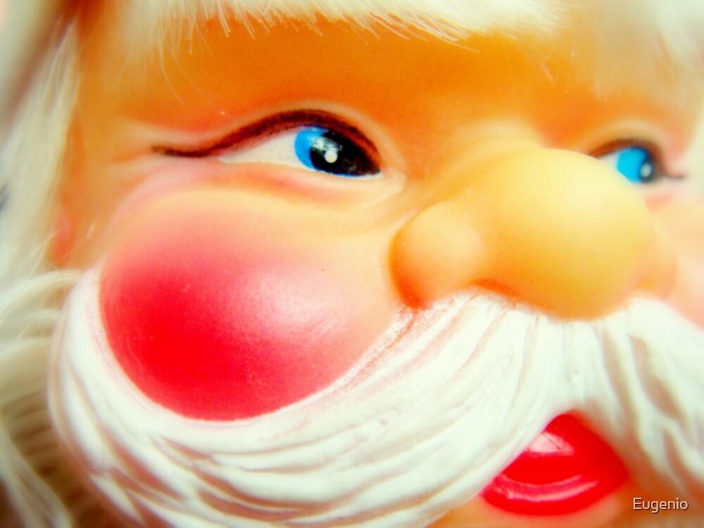 Santa smile. by Eugenio