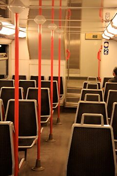 Modern Metro carriage by stjc