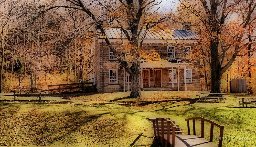 Rickenbaugh House by Sandy Keeton