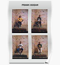 Frank Photoset Poster