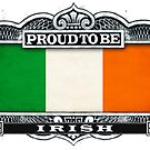 Proud To Be Irish by Cleave