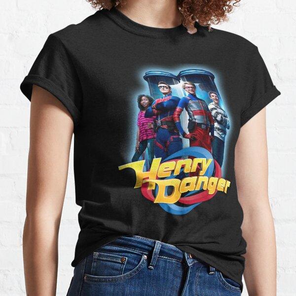 Henry Danger Control Room Classic T-Shirt