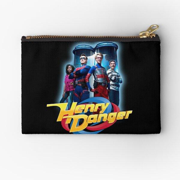 Henry Danger Control Room Zipper Pouch