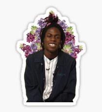 danny in flowers Sticker