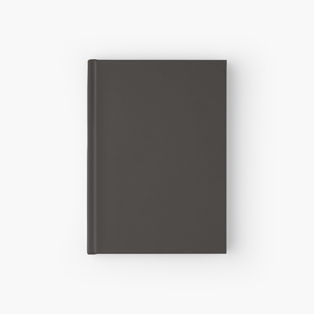 Sorry I'm late. I didn't want to come. Hardcover Journal