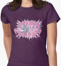 Rump Bump Womens Fitted T-Shirt