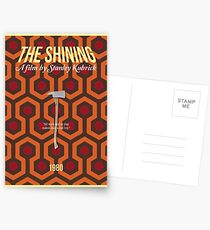 The Shining Postcards