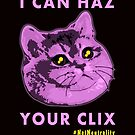 Save the Net I Can Haz Mohr Clix by electrovista