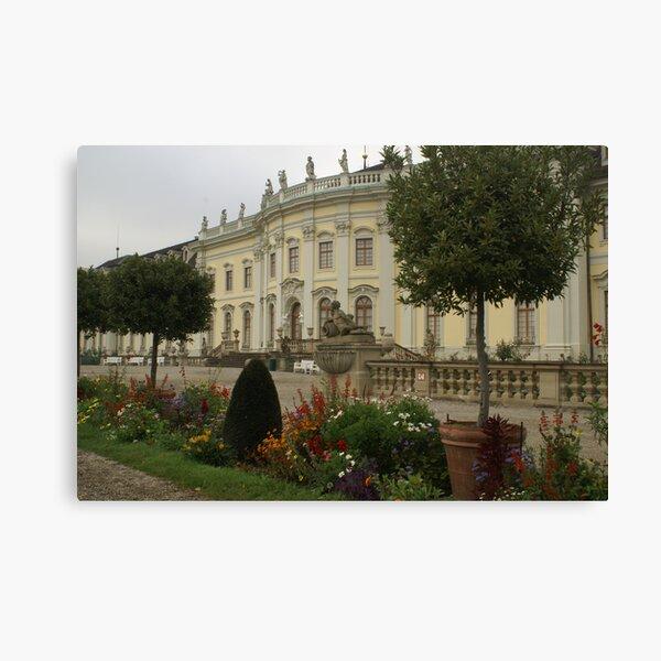 Historic House Canvas Print