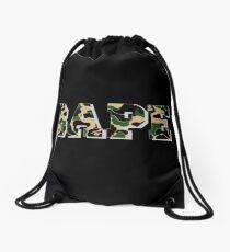 BAPE Tshirt Drawstring Bag