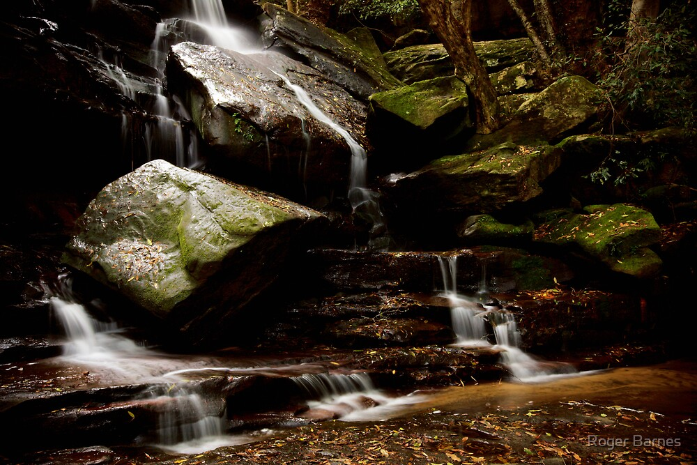 Return to Somersby Falls by Roger Barnes