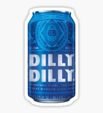 Dilly Dilly Sticker