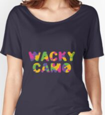 Wacky Camo #1 Women's Relaxed Fit T-Shirt