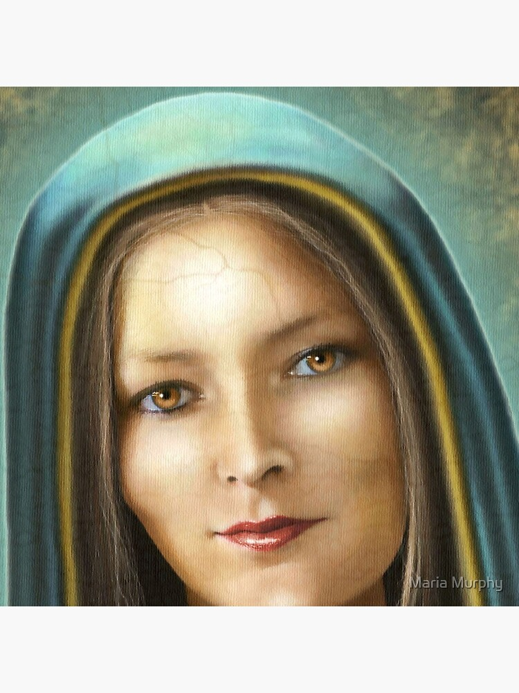 Mother Mary by mariamurphyart