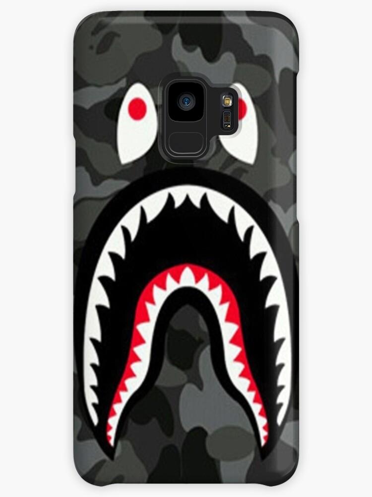 bc9b26e8fa8d Shark Black Bape