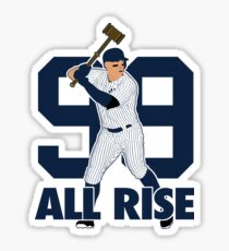 99 All Rise 1 Sticker