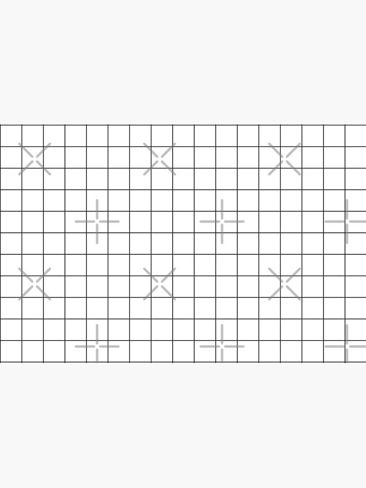 Black Grid by LazyQueen