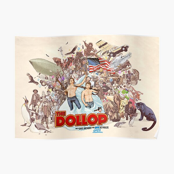 The Dollop 2018  Poster
