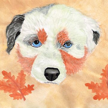 November Dog by MARILOLA126
