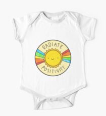 Radiate Positivity One Piece - Short Sleeve