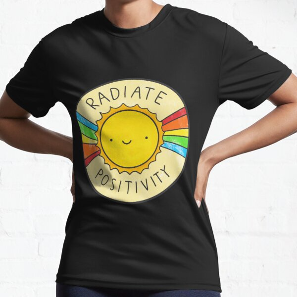 Radiate Positivity Active T-Shirt