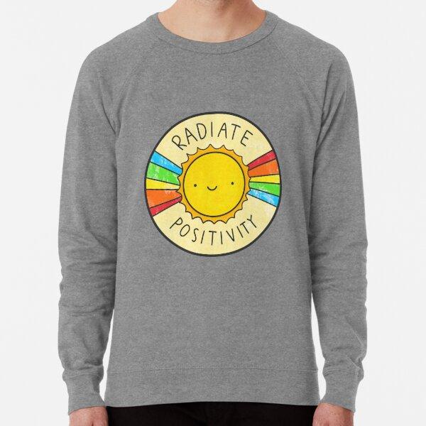 Radiate Positivity Lightweight Sweatshirt