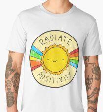 Radiate Positivity Men's Premium T-Shirt