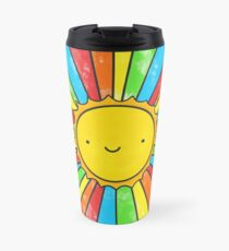 Radiate Positivity Travel Mug