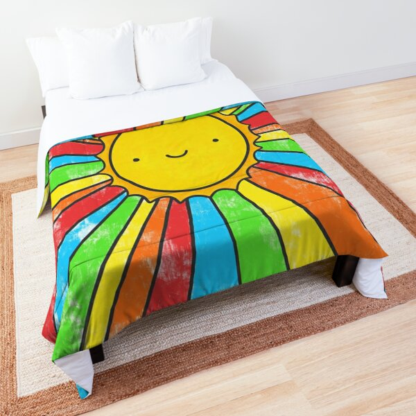 Radiate Positivity Comforter